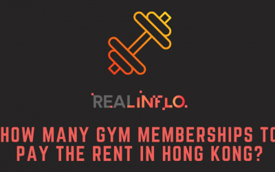 How Many Gym Memberships to Pay the Rent in Hong Kong?