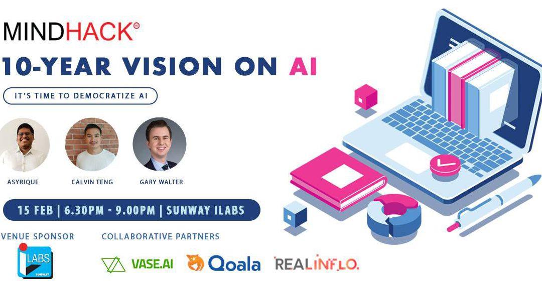 Kuala Lumpur Event: 10-Year Vision on AI