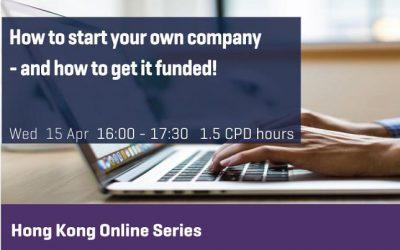 RICS Hong Kong Online Seminar | 15 April 2020