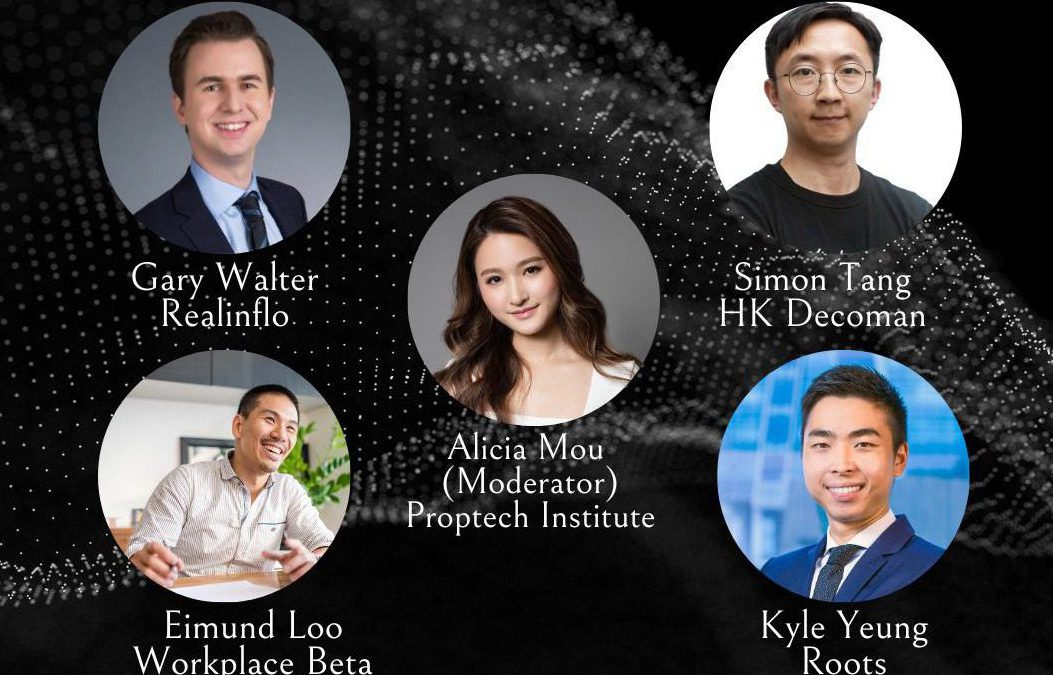 PropTech Institute x Cyberport Webinar | 3 March 2021